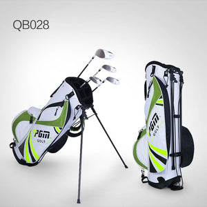 Pgm Golf Standard Stand Protable Sports Tripod Rack Bag Stuff Golf Bags Shoulder Backpack Golf Ball Cart Package D0066