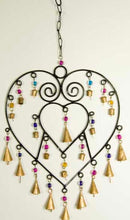 Load image into Gallery viewer, Hanging Decoration | Boho Heart