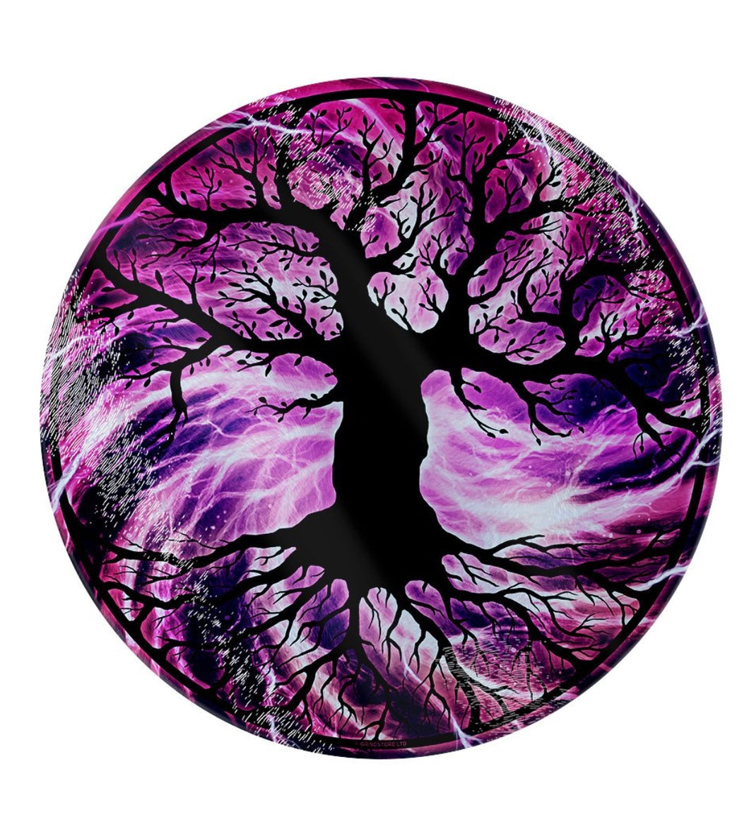 Tree of Life Chopping Board