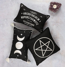 Load image into Gallery viewer, Triple Moon Cushion