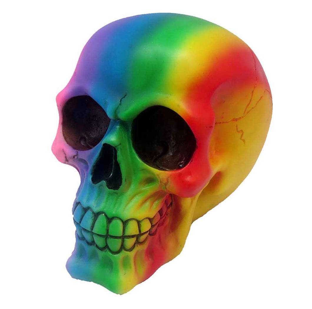 Seconds: Rainbow Skull