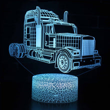 Load image into Gallery viewer, Truck 3D Lamp