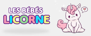 Comment appelle-t-on un bébé Licorne ?