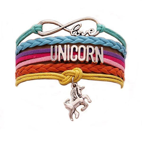 Bracelet with Unicorn