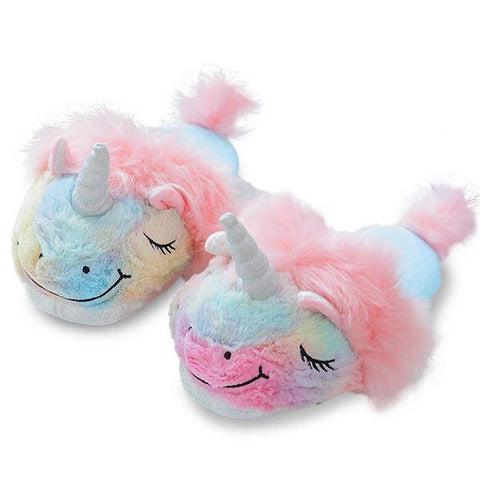 Chaussons Licorne Affection Merveilleuse
