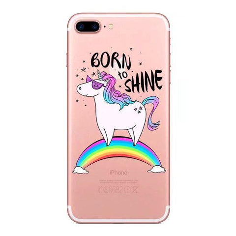 Coque De Telephone Iphone 6 Licorne