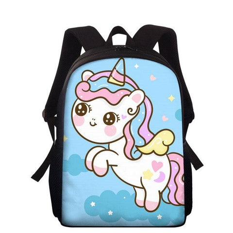 Grand Cartable Licorne