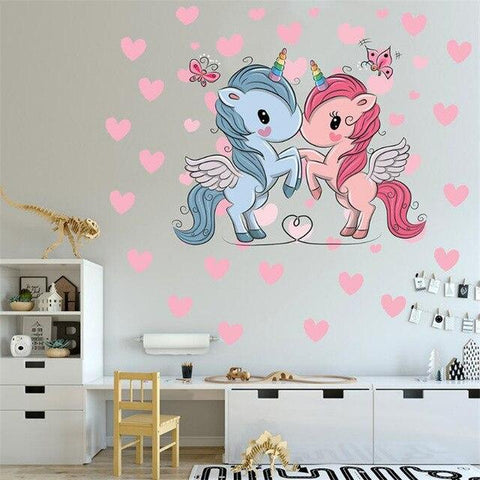 Licorne Stickers