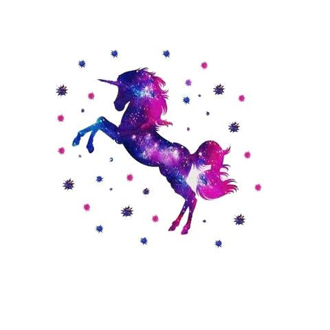 beau stickers licorne