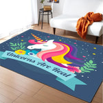 Tapis Licorne magic