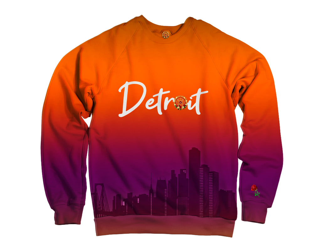 """Detroit"" Crewneck Sweater"