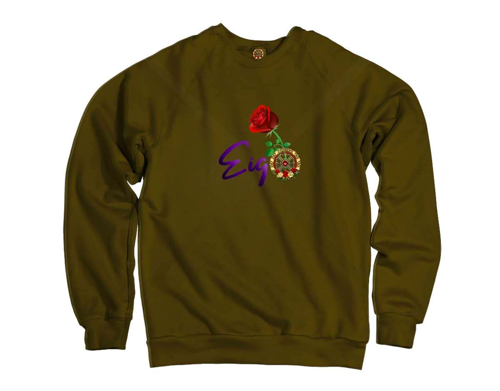 """Rose"" Crewneck Sweater"