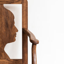 Load image into Gallery viewer, Silhouette Dining Chair