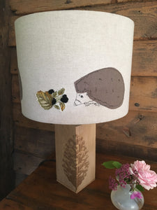 Hedgehog Lampshade