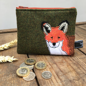 FENTON Fox Purse