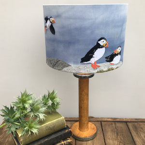 Puffin Lampshade
