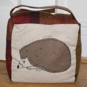 ROBERT Hedgehog Doorstop