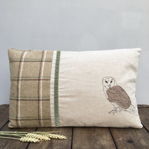 BARNY Owl Cushion