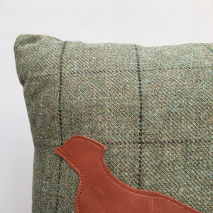 HEATH Pheasant Cushion