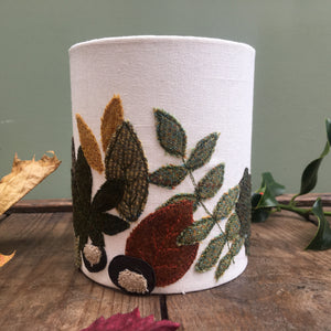 AUTUMN stitched lantern