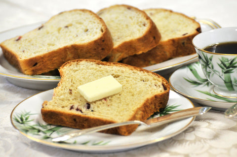 Cranberry-Orange Pascha Bread