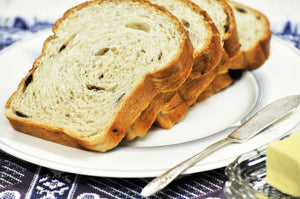 White Raisin Bread