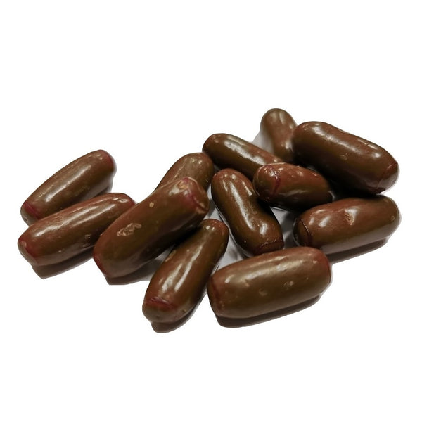 Bullets - Milk Chocolate Licorice