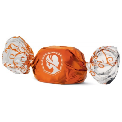 Pink Lady Twist Wraps - Seville Orange 100g