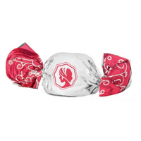 Pink Lady Twist Wraps - Raspberry Fondue 100g