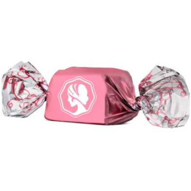 Pink Lady Twist Wraps - Turkish Delight 100g
