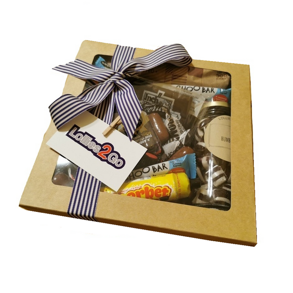 Licorice Lovers Gift Box - FATHER'S DAY DELIVERY