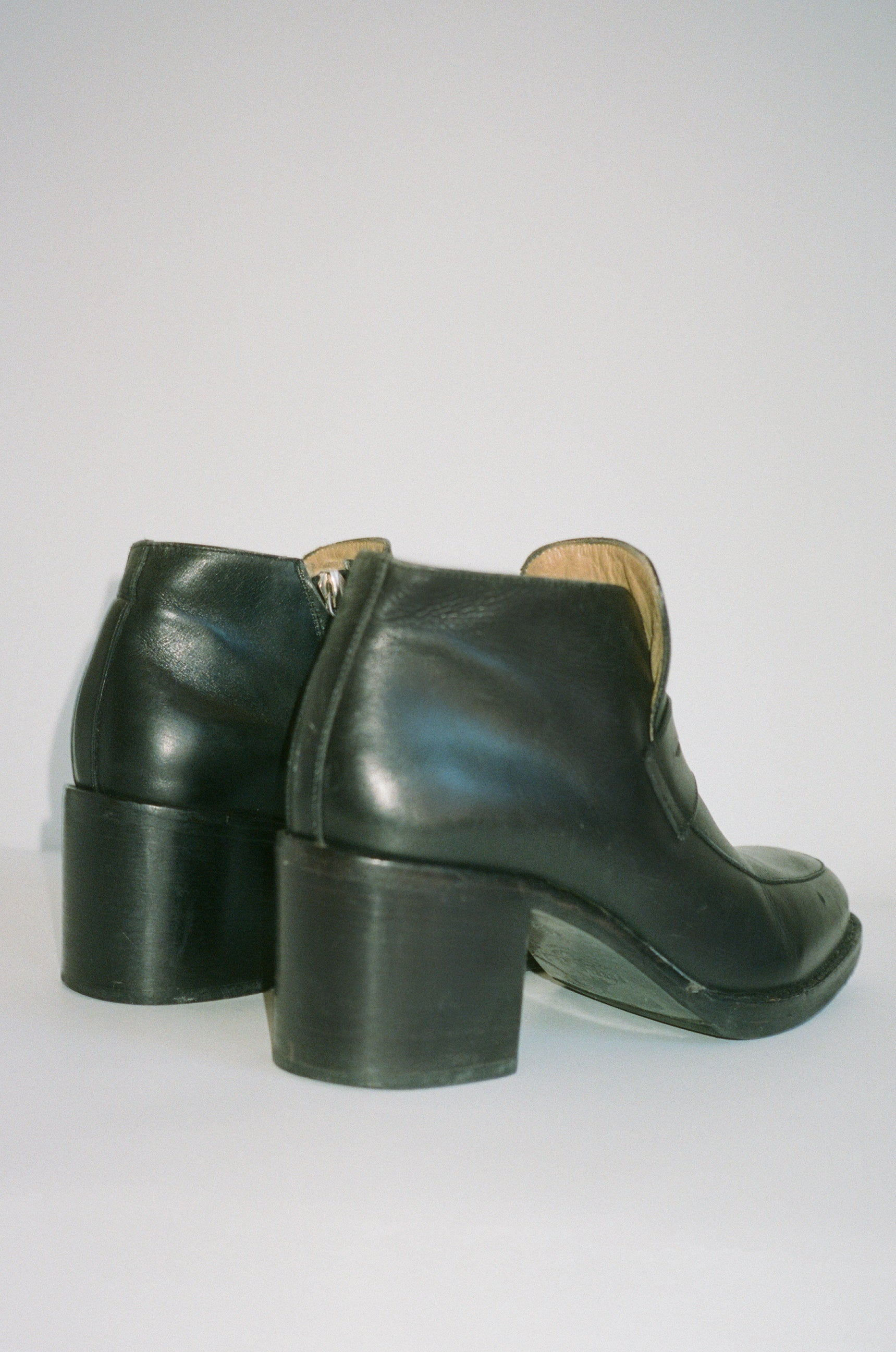 Freelance Loafer Boots sz 39