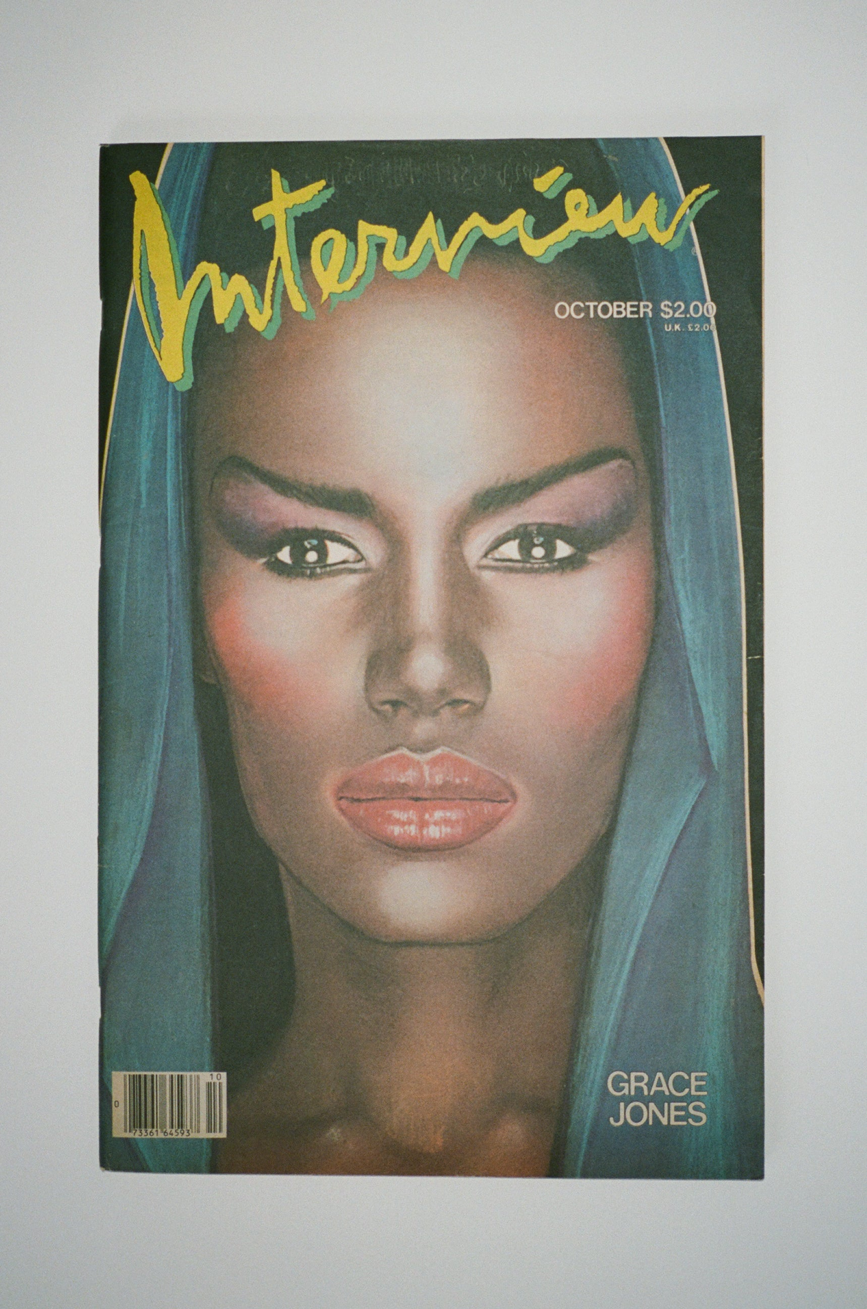 Interview Magazine Grace Jones