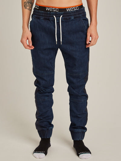 SLIM FIT JOGGER DENIM