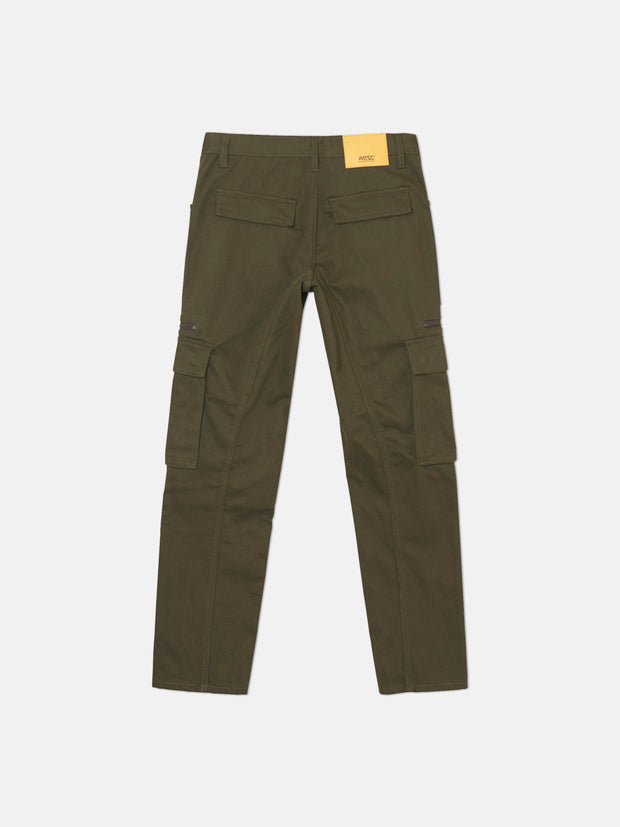 TAPERED UTILITY PANT
