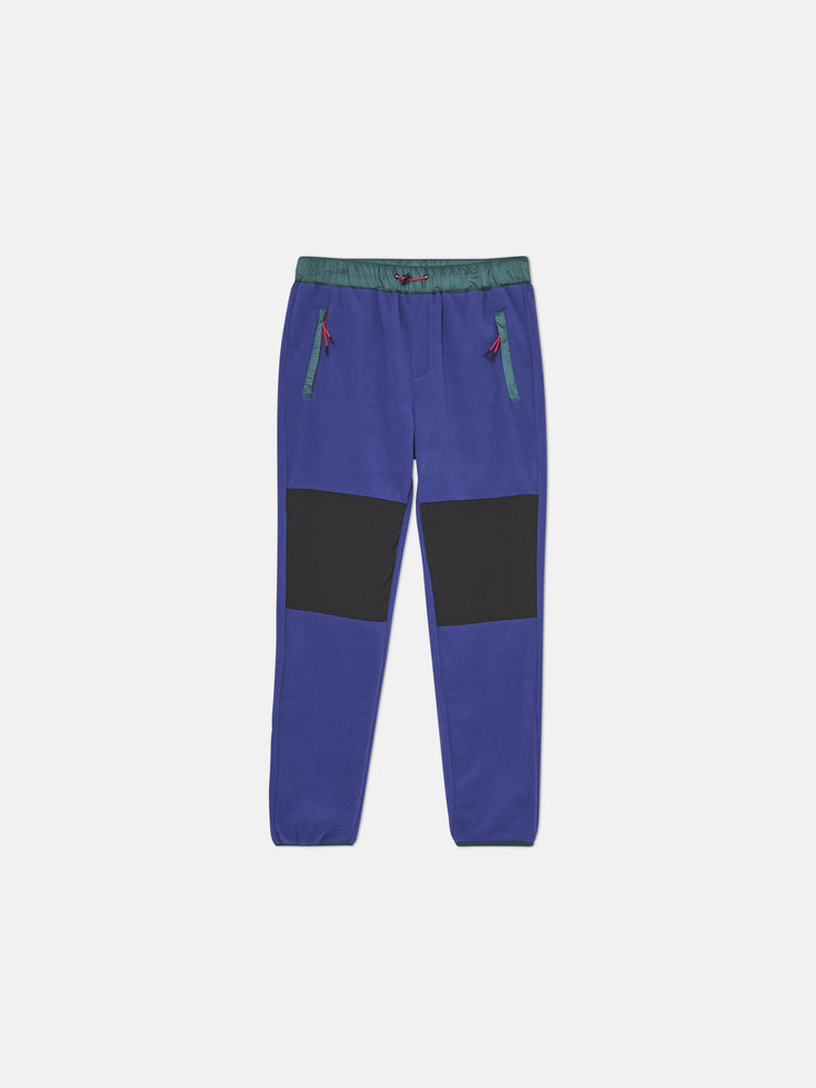 POLAR FLEECE NYLON JOGGER