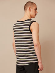 Wasted Youth Multi Stripe Tank