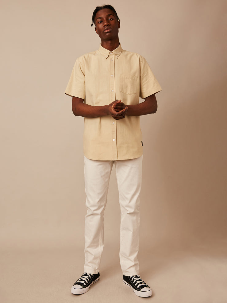 Oden Oxford S/S Shirt