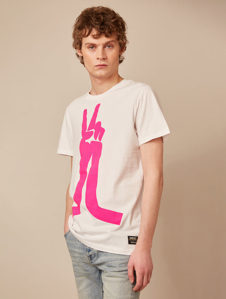 Max Peace Icon T-Shirt
