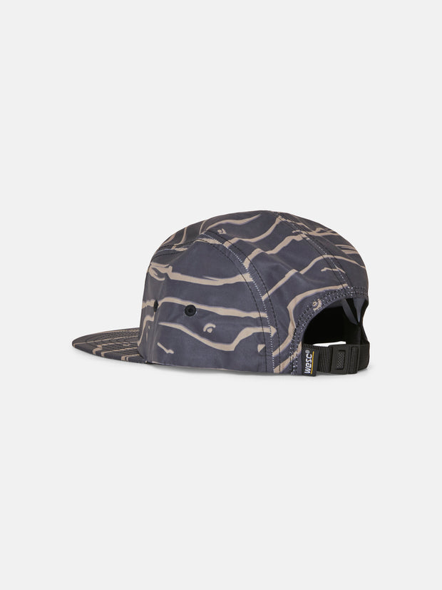 Abstract Waves Camper Hat