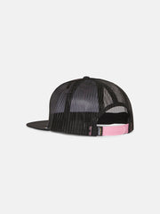 Neon Flamingo Skater Mesh Back Hat