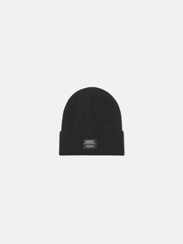 BASIC DOUBLE LAYER CUFF BEANIE