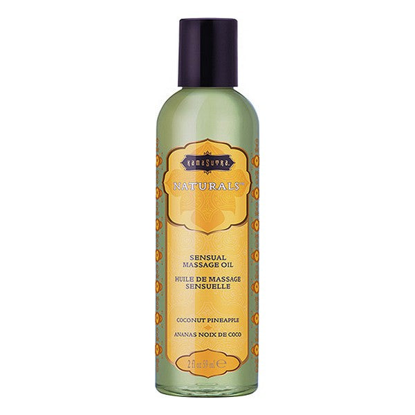 Erotisk massageolie Coconut Pineapple Kama Sutra (59 ml)