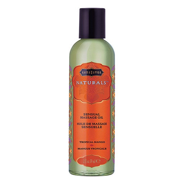 Erotisk massageolie Tropical Mango Kama Sutra (59 ml)