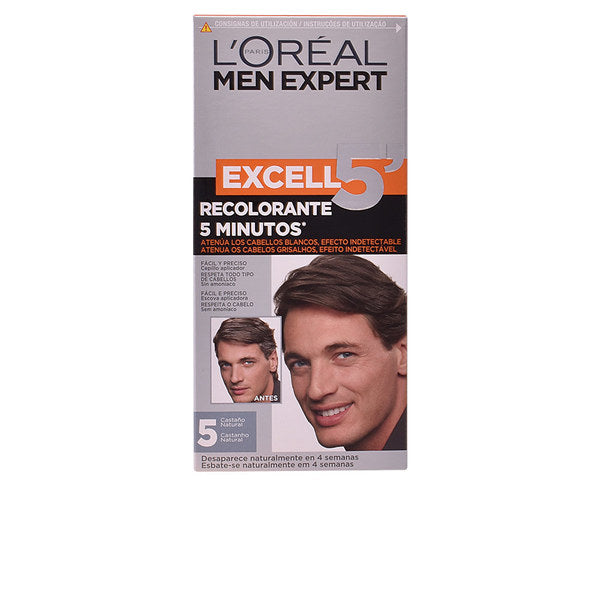 Semi-permanent Farve Excell5 Men L'Oreal Expert Professionnel