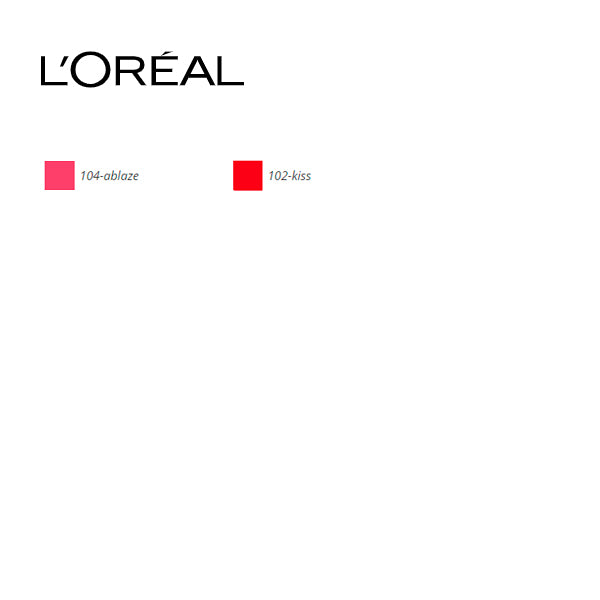 Læbestift Color Riche L'Oreal Make Up