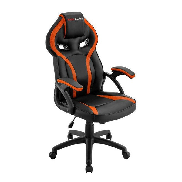 Gaming-stol Mars Gaming MGC118BO Sort Orange