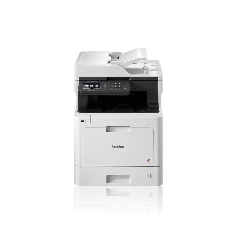 Multifunktionsprinter Brother MFCL8690CDWYY1 31 ppm 256 Mb USB/Red/Wifi+LPI Laser Fax Printer Farve