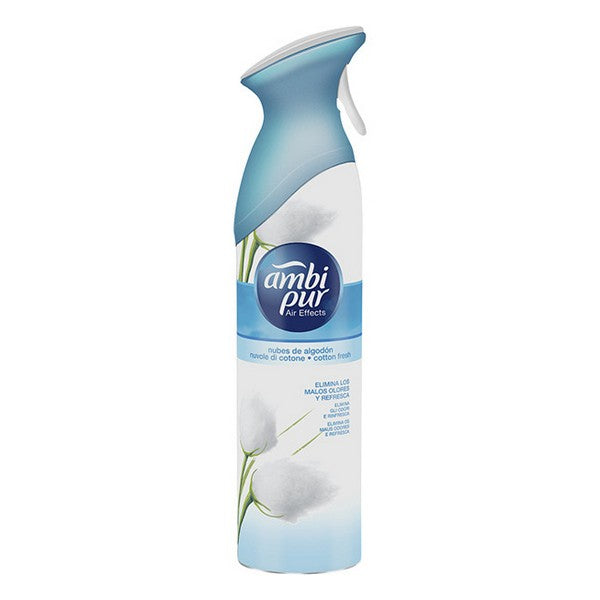 Luftfrisker Spray Air Effects Cotton Fresh Ambi Pur (300 ml)