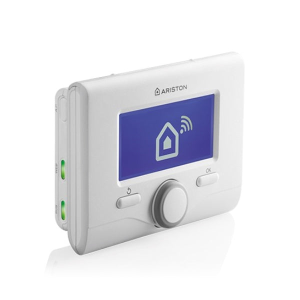 Trådløs timer termostat Ariston Thermo Group Sensys 0,7W WIFI Hvid
